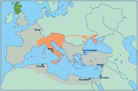 「Totila 552 captured rome」の画像検索結果
