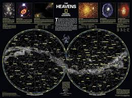 Night Sky Chart Skymaps Com Publication Quality Sky Maps Star Charts