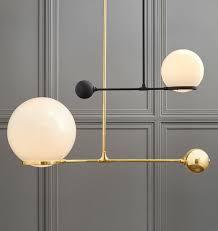pendant lighting design. ou0026g contrapesso led globe pendant lighting design n