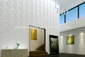 office wall panels interior. fashionable design golden color 3d office wall panel texture interior panels for