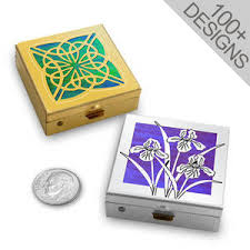 Small Pill Boxes Decorative 10000 Small 100100 Decorative Pill Boxes Personalized Kyle Design 2