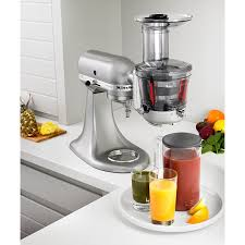 Superior Kitchen Aid Juicer U0026 Sauce Attachment   For All Home Stand Mixers |  Everything Kitchens
