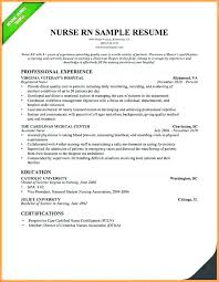 Nursing Resume Template Best Staff Nurse Cv Template Homefit