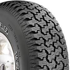 Goodyear Wrangler Radial Tire 235 75r15 105s