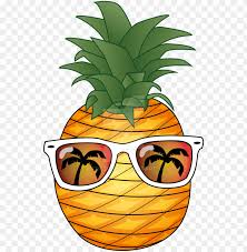 ineapple summer by caitdesign on deviantart vector - pineapple summer clip  art transparent PNG image with transparent background | TOPpng