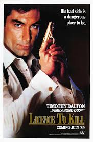 The Shark Film Office 007 Edition Licence to Kill 1989