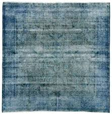 distressed blue rug industrial style rugs distressed blue rug with modern industrial style square rug industrial distressed blue rug