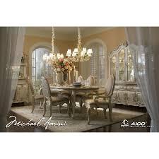 lavelle blanc dining set aico furniture lavelle blanc dining room furniture