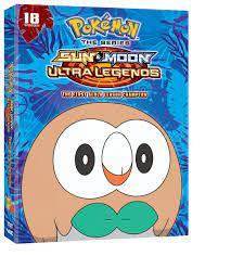 Kaufen DVD - Pokemon Sun & Moon Ultra Legends The First Alola League  Champion DVD - Archonia.de