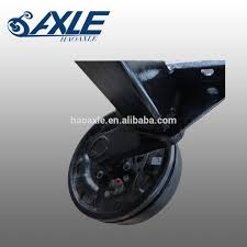 torsion trailer axles with brakes. rubber torsion trailer axle with hydraulic drum brake 1000kg axles brakes