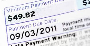 How Are Credit Card Payments Calculated How Credit Card Companies Calculate Your Minimum Payments