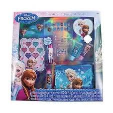 12 piece disney s frozen beauty cosmetic set for kids frozen beauty play kit for