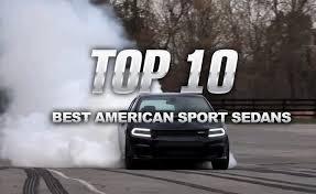 Top Best American Sport Sedans Autoguide Com News