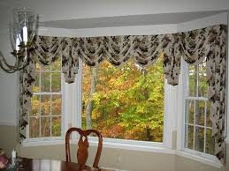 Superior Window Treatments For Bay Windows In Kitchen
