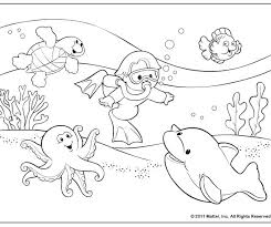 Free Summer Coloring Pages For Preschoolers At Getdrawingscom