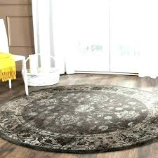 7 ft round area rugs giffun