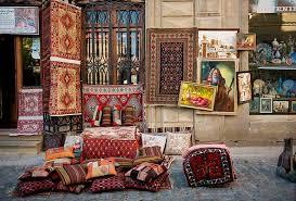 carpet weaving in azerbaijan
