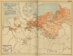 of prussia   territorial expansion