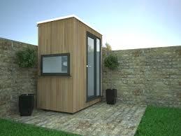 smallest garden office 01