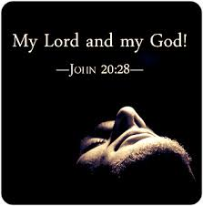 Image result for My Lord and My God