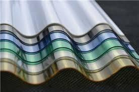 corrugated polycarbonate corrugated sheet clear corrugated polycarbonate roof panels