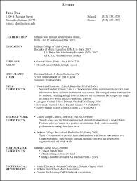 Successful Resume Formats Best Effective Resume Format How To Write An Effective Resume Pointers