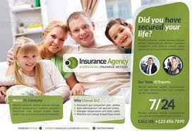 Available for pc, ios and android. Life Insurance Flyer Templates