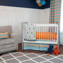 bedding cribs rustic nursery horse machine washable peach standard solid color bacati blue crib set duvet