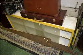 a 1950 s retro kitchen wall cabinet