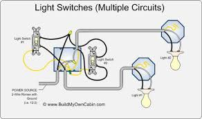 diagram of wiring a light switch wiring diagram 3 way switch wiring diagram more than one light electrical