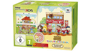 3ds Xl Happy Home Designer Bundle Pick Up The New Nintendo 3ds With Happy Home Designer For