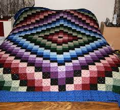 Free Around the World Crochet Quilt Pattern | CrochetHolic ... & Free Around the World Crochet Quilt Pattern Adamdwight.com
