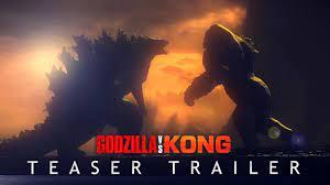 GODZILLA VS. KONG (2021) Teaser Trailer Concept - MonsterVerse Movie -  YouTube