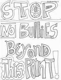 Small Picture bullying printables special education teaching pinterest bullying