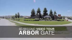 arbor gate omaha neighborhood video tour arbor gate homes west omaha you
