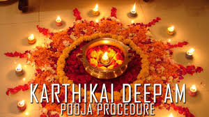 How Many Lamps To Light In Pooja Room In Kannada How To Do Karthikai Deepam Pooja At Home Step By Step Procedure Preparations Tiruvkarthikai