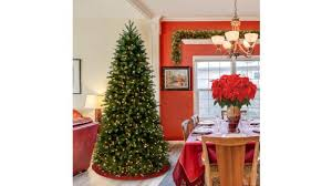 artificial christmas trees that look