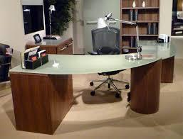 modern office table glass top. modern office desk 66 inch ellax with glass top table california allbiz