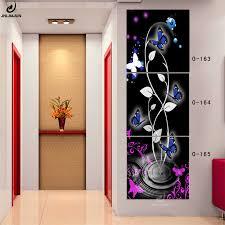 <b>Wall</b> Art <b>Canvas</b> Painting <b>HD Print</b> Poster Triptych <b>Vertical</b> Abstract ...