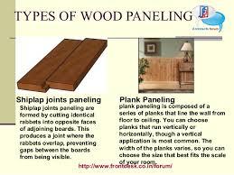 ... paneling; 4. ...