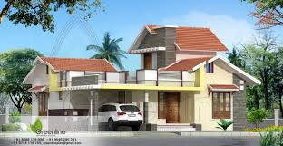 Small Picture Single Home Designs Single Floor Home Design Archivesveeduonline