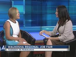What Happens At A Job Fair 100 Plus Businesses To Attend Waukesha Regional Job Fair Tmj4