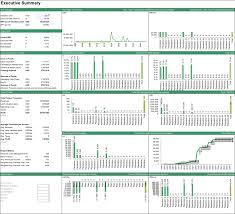 Cash Flow Summary Template Agriculture Financial Model Templates Bundle Financial