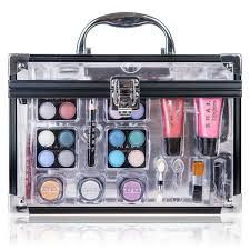 shany carry all trunk professional makeup kit 5