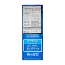 Kids Cold And Mucus Liquid Night Time Congestion Relief For Children By Hylands 4kids 4 Ounce Packaging May Vary