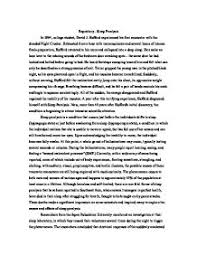 expository essay example college madrat co expository essay example college