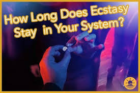 How Long Do Drugs Stay In Your System Chart How Long Does Ecstasy Stay In Your System Sunrise House