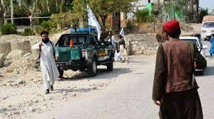 مجهولون يقتلون عنصرين من طالبان ومدني في أفغانستان