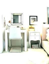 Small Desks For Bedroom Small Makeup Desk White Small Makeup Desk ...