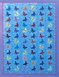 Butterfly Quilt   Floral and Bird Series   England Design Studios & Butterfly Quilt Adamdwight.com